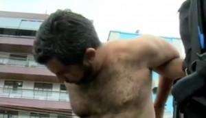 Bandido apanha de mulher na Vila da Penha