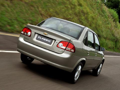 Chevrolet Classic 2011