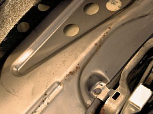 Ferrugem em carros da Honda
