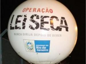 Operação Lei Seca no Rio
