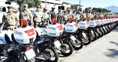 Crivella amplia programa de patrulhamento com moto para Vila da Penha e região