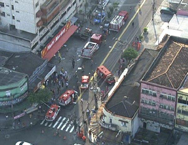 Explosão no Multi Market de Irajá