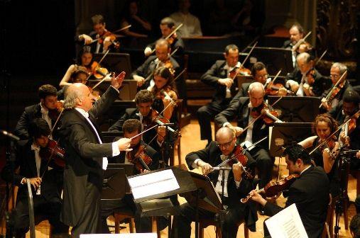 Orquestra Sinfônica Petrobrás Foto: Reprodução Internet