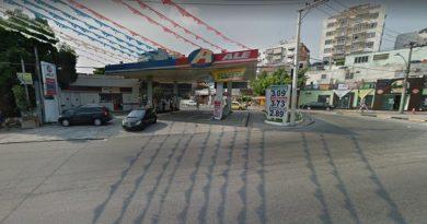 Operação Bomba Limpa autua posto de combustível na Avenida Brás de Pina