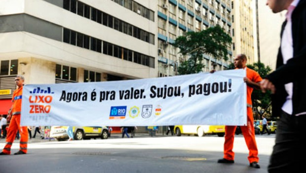 Fiscalização do programa Lixo Zero chegará a Vila da Penha
