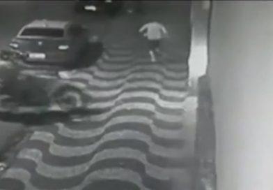 Vídeo mostra assalto que terminou com a morte de estudante