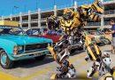 VII Encontro Anual de Carros Antigos de Vila da Penha terá robô como atração principal