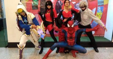 Family Geek leva o universo dos quadrinhos e cosplay para Vila da Penha