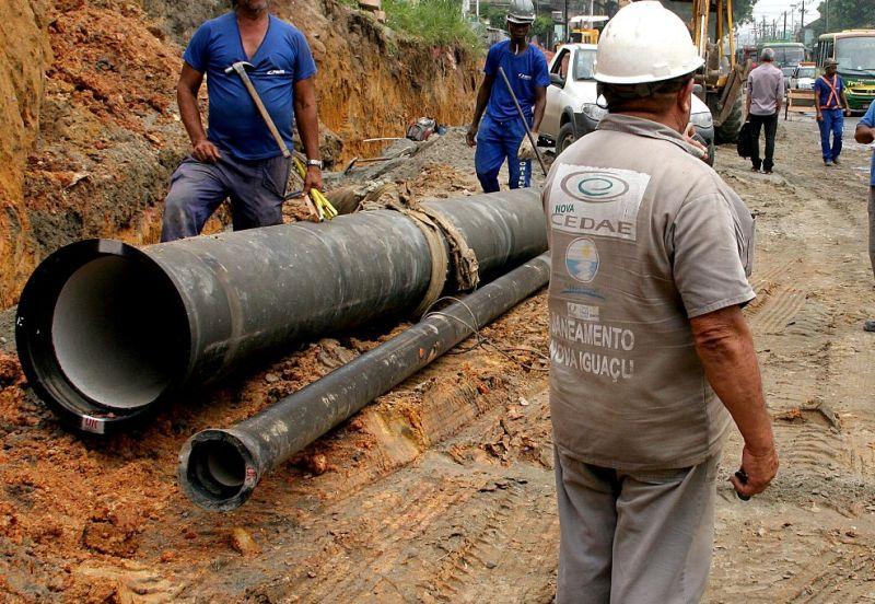 Reparo emergencial pode deixar Vila da Penha e Irajá sem água!