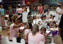 Shopping promove Oficina de Ovo de Colher gratuita para a garotada neste final de semana