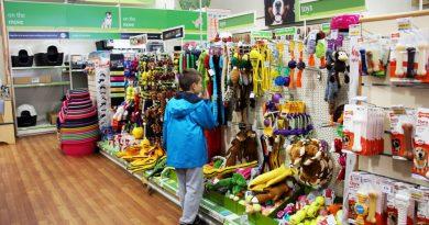 Operação Scooby-Doo do Procon Estadual autua pet shops na região